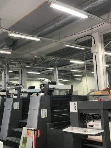 Led valaistus myymälävalaistus liiketilavalaistus tuotantovalaistus energiansäästö kiinteistössä